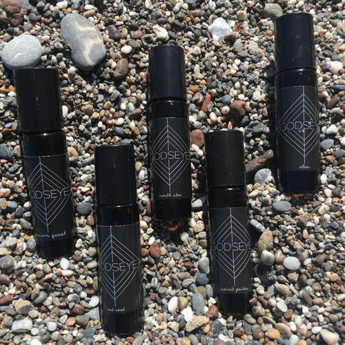 Godseye Oils Journey Fragrance Collection by Natalie Rose Silva Chaput