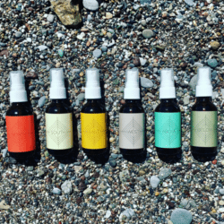 Godseye Oils Spirit Mist Collection All over face, body + linen sprays, Natalie Rose Silva Chaput