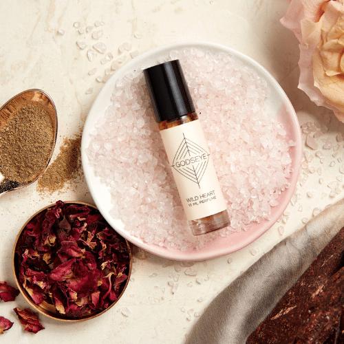 Wild Heart Godseye Fragrance Oil, Natalie Rose Silva Chaput