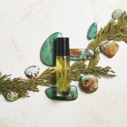 Red Road Fragrance Oil by Godseye Oils, Journey Fragrance Collection, Natalie Rose Silva Chaput