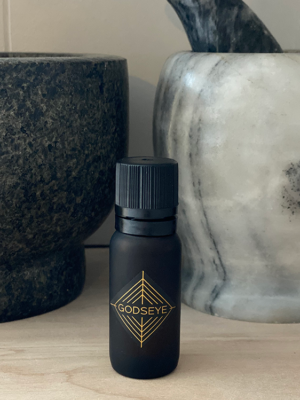 Godseye Oils Pure Essential Oil Respiratory Blend