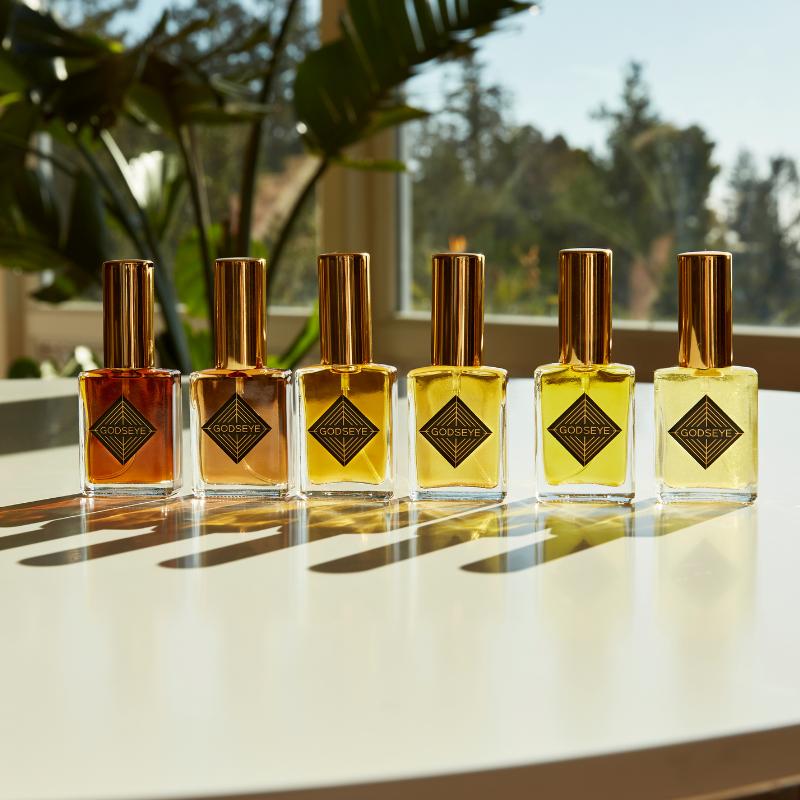 Godseye Oils Perfumes 2